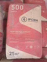 Цемент Портланд марка 500 25 кг. Ивано-Франковск CEM I 42,5 R