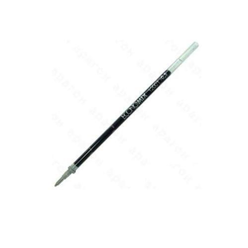 Стержень масляный ECONOMIX E10625-02 для неавтомат. ручки 137 мм синий (10/1)