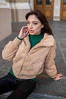 Куртка из искусственного меха (42)