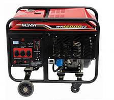 Дизель генератор Weima WM12000CE1 (12,0 кВт, ел. запуск)