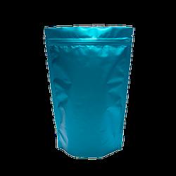 Пакет Дой-Пак аквамарин 210*380 дно (55+55)