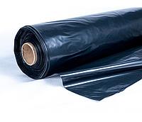 Плівка для мульчування 30 мкм 1,2*500 м, гарантія 2 роки, чорна