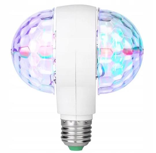 Диско лампа для шоу LASER LW SMQ01 двойная