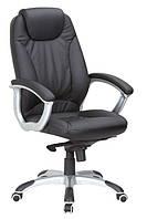 Крісло Неон HB кожзам чорний (J-9024 PU Black)
