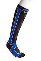 Термошкарпетки BAFT Top-liner LONG TL110 36-38 Чорно-синій TL1100-XS, КОД: 1579223