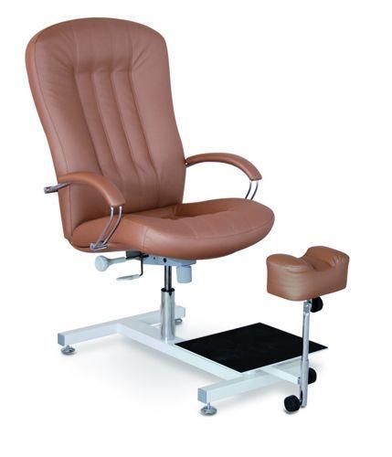 Кресло для педикюра Ayala PORTOS кожзам.