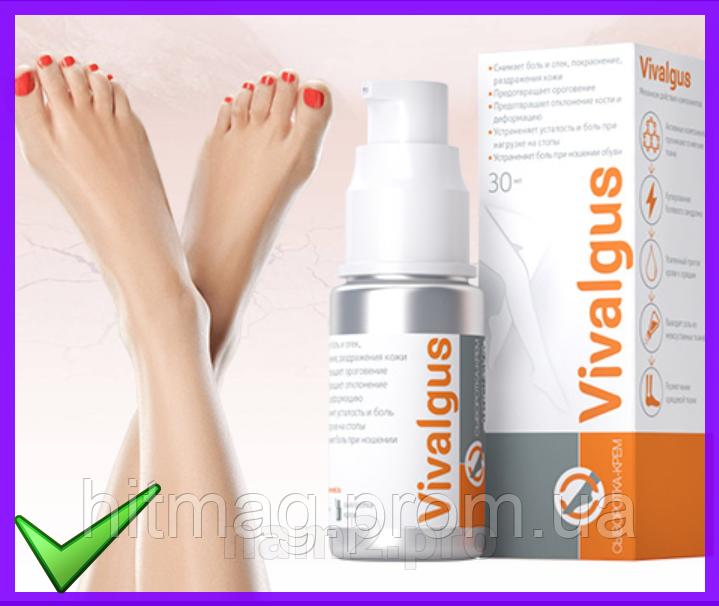 Vivalgus - Крем-сыворотка от вальгусной деформации (Вивальгус)