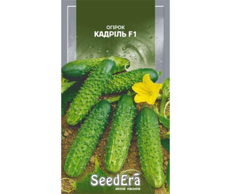 Семена огурец КАДРИЛЬ F1 10 ШТ SeedEra