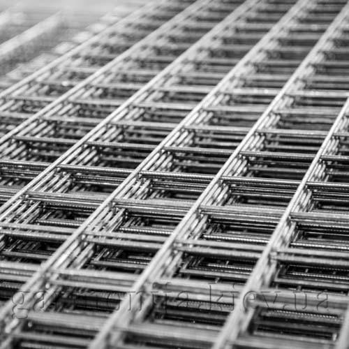 Сетка армирующая 2.8мм 1х2м 110x110мм