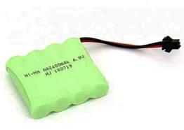 Акумулятор для радіокерованих іграшок Ni-Mh 2400mAh 4.8 V