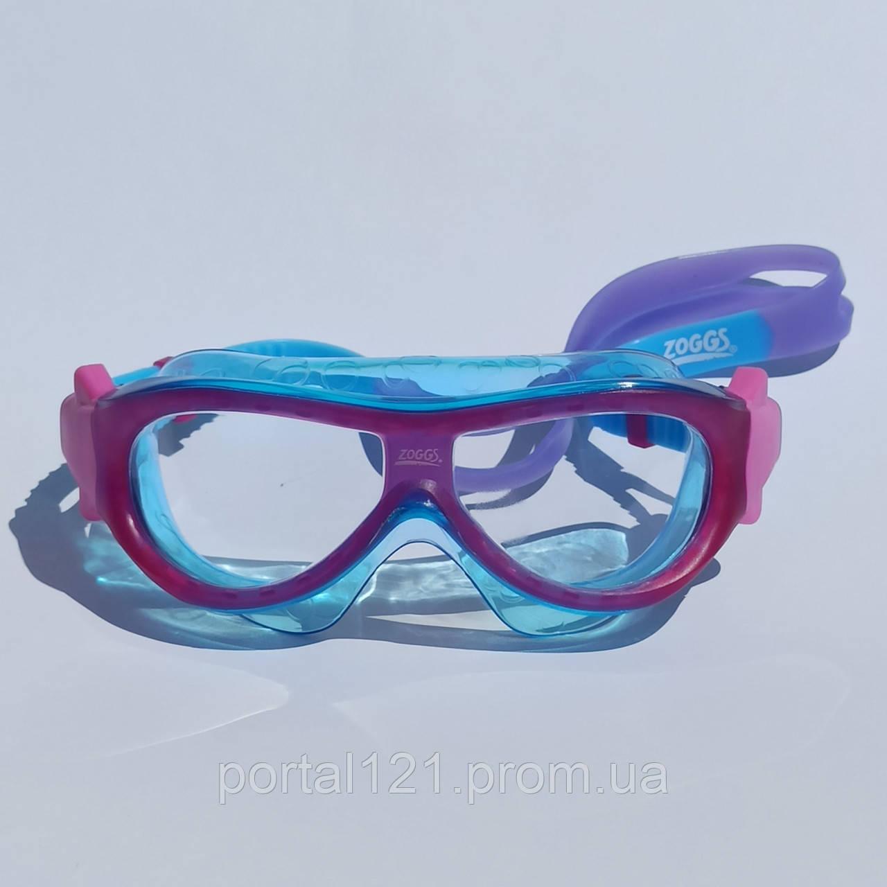 Окуляри-маска для плавання Zoggs Phantom Kids Mask дитяча