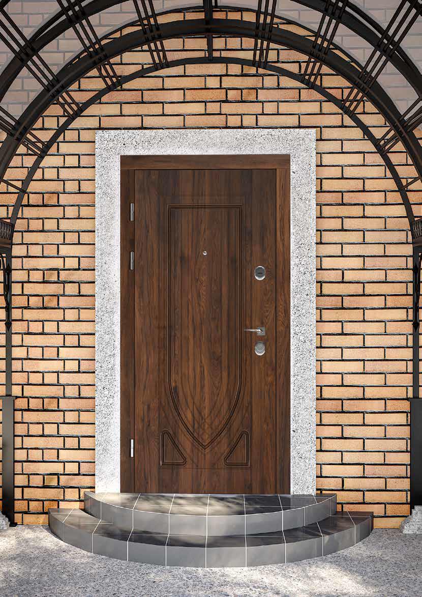 Вхідні двері Родос Standart-S STS 004