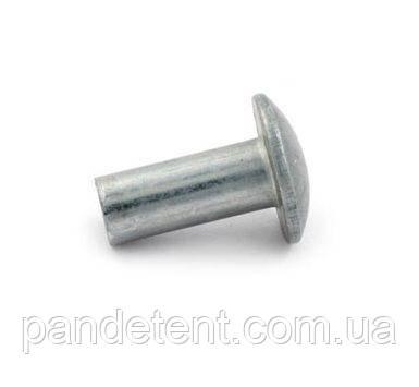 Заклепка для крепления скоб h = 10 мм, Ø=5 мм, фото 2