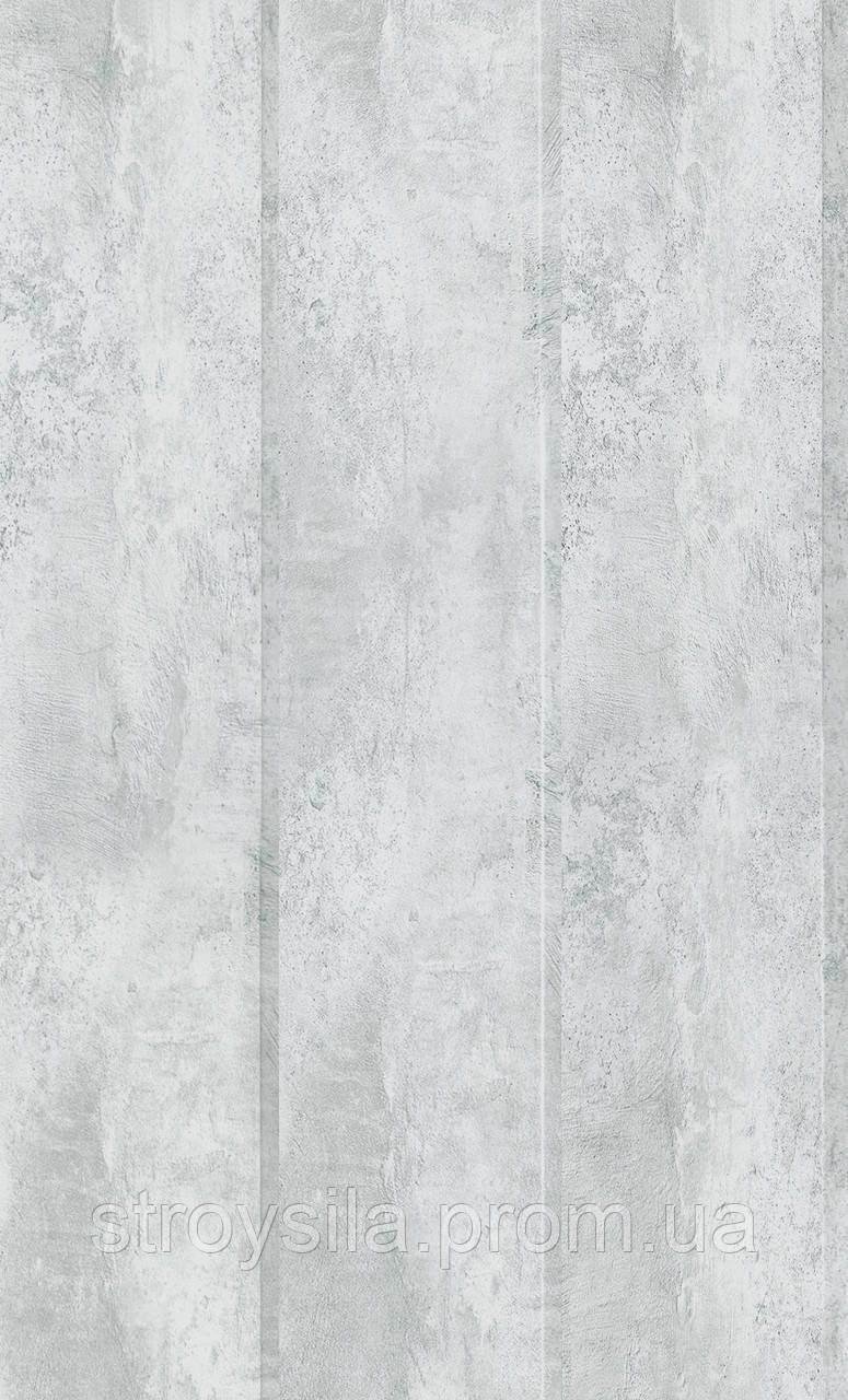 "Стеновая, декоративная панель МДФ ""Омис"" Цемент 2600х148 мм"