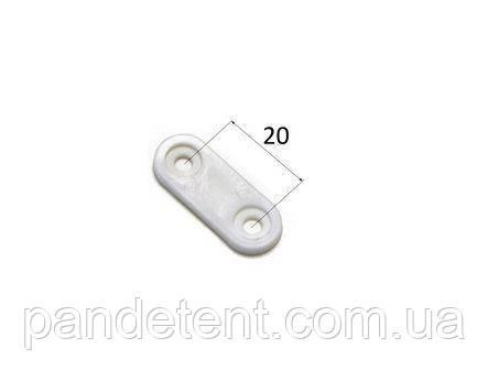 Подкладка пластиковая 20 мм под держатель колец, фото 2