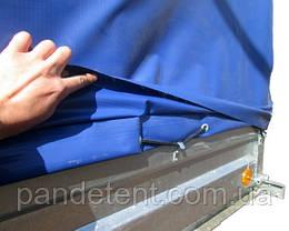 Крючок  крепления тента на прицеп, кузов, зерновоз, фото 2