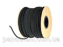 Эластичный шнур (эспандер) Ø 10 мм (Польша), резинка тента на прицеп, зерновоз, фуру