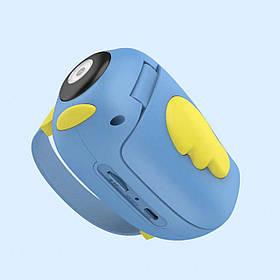 Дитяча відеокамера children's Digital Camera HD ET010 Блакитний