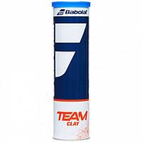 Мячи теннисные Babolat Team Clay (502080/113y), фото 1