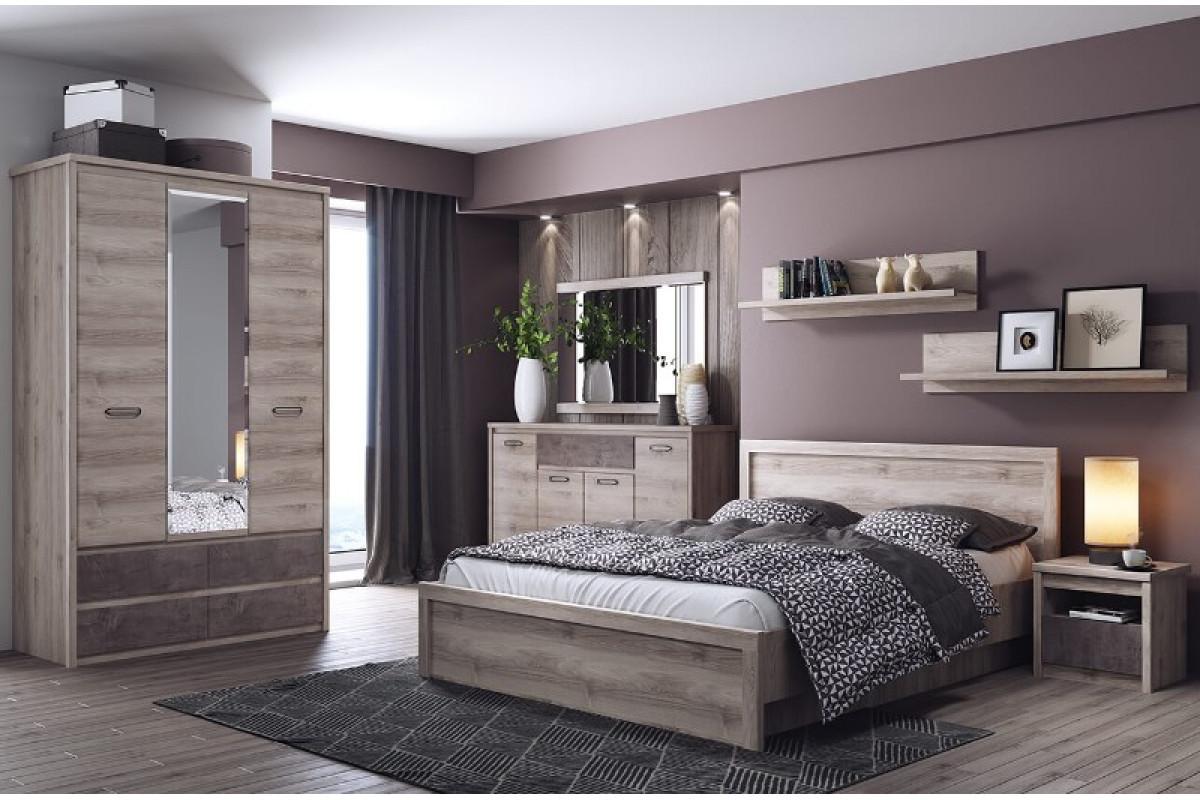 Спальня JAZZ,  Мебельбос
