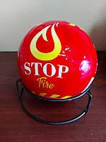 Автоматичний Вогнегасник - Автономна сфера порошкового пожаротушіння LogicPower Fire Stop S9.0M