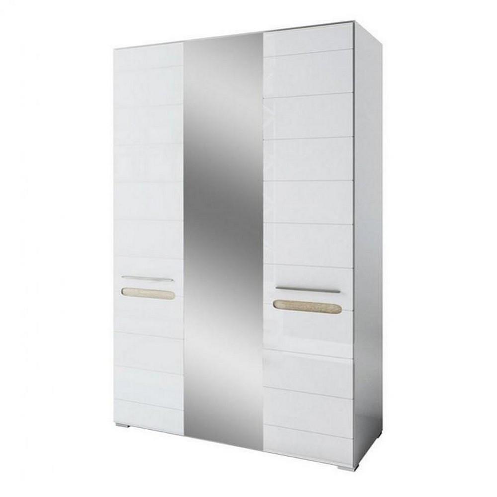 Шкаф Бьянка 3Дз, Мир мебели