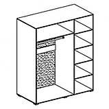 Шкаф Бьянка 3Дз, Мир мебели, фото 2