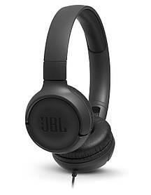 Проводные наушники JBL T500 Black Original