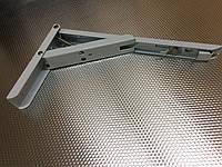 Консоль для откидного стола 300мм белая
