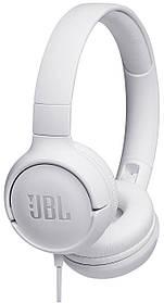 Проводные наушники JBL T500 White Original