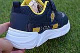 Детские демисезонные кроссовки Nike callion найк синие 31-35, фото 8