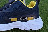 Детские демисезонные кроссовки Nike callion найк синие 31-35, фото 7