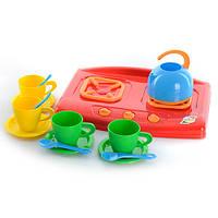 """Детский набор игрушечной посуды"""" Чайная церемония"""" Орион 355"""