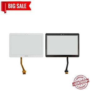 Тачскрін (сенсор) для планшета Samsung N8000 / N8010 / P5100 / P5110  білий, фото 2