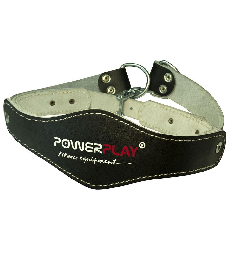 Тяга для шиї PowerPlay 5185 Чорна