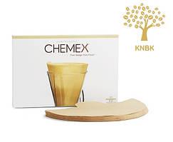 Фільтри для кемекса Chemex FP-2 (Натуральні 100 шт.)