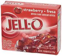 Желе Jell-o Клубника