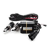 Комплект ксенона SOLAR H4 6000K 35W Ballast Wire 4460, фото 1