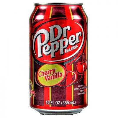 Dr.Pepper Cherry-Vanilla