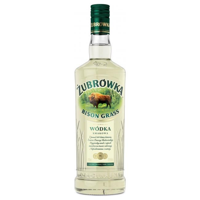 "Настоянка ""Zubrowca Bison Grass"" 0.7л"