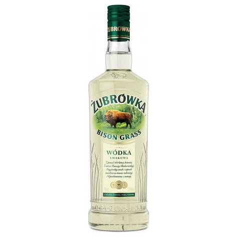 "Настоянка ""Zubrowca Bison Grass"" 0.7л, фото 2"