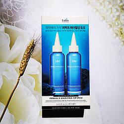 Двойной набор Lador восстанавливающих филлеров для волос Perfect Hair Fill-Up Duo Set