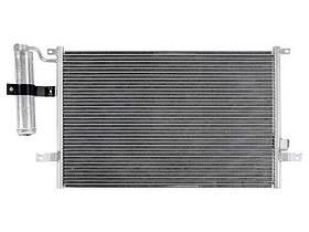 Радиатор кондиционера Chevrolet Lacetti (с осушителем)