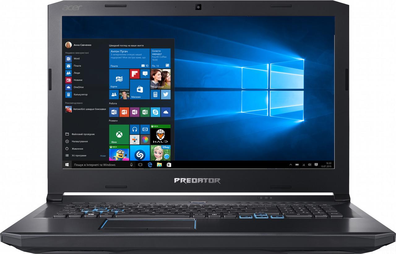 Ноутбук Acer Predator Helios 500 PH517-51 (NH.Q3NEU.014) Black Витрина