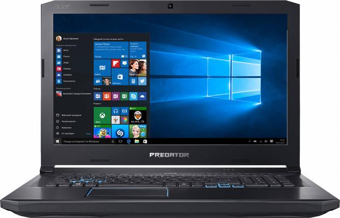 Ноутбук Acer Predator Helios 500 PH517-51 (NH.Q3NEU.014) Black Витрина, фото 2