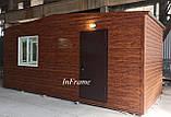 Дачный домик 3х6 // Модульный дом, фото 2
