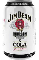 Jim Beam & Cola 4,5 % 330 ml