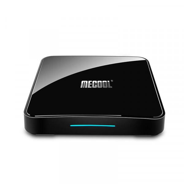 Smart TV Box Mecool KM3 Voice 4GB/128GB голосовое управление DDR4 Amlogic S905X2 ANDROID TV 9.0