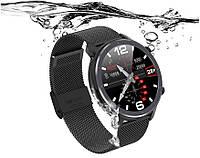 Умные часы Smart Watch Lemfo L11 Black водонепроницаемые, фото 2
