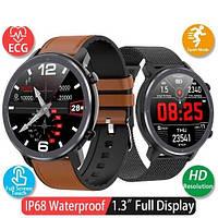 Умные часы Smart Watch Lemfo L11 Black водонепроницаемые, фото 5